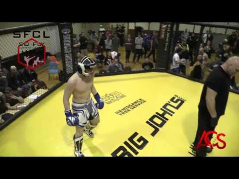 SFCL East Jordan Hunter Carter Vs. Parker Hittle Youth Kickboxing