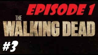 The Walking Dead Walkthrough - Pt3: Getting Caught in a Lie (Episode 1)