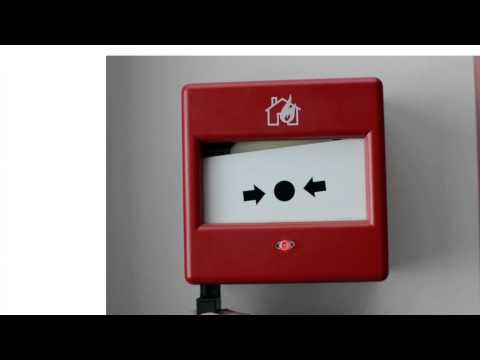 How To Test an Eaton Manual Call Point Fire Alarm