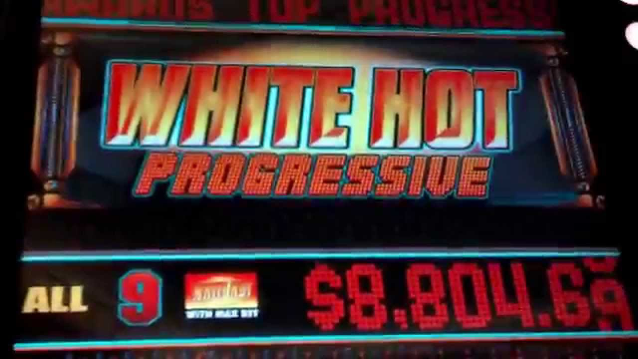 Progressive Slot Win