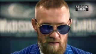 Irlandês Conor McGregor usa técnicas de capoeira para melhorar o movimento