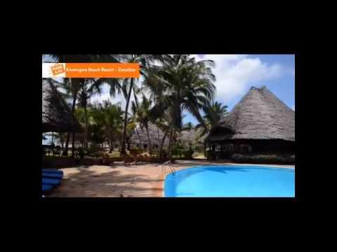 Destinazioni - Kiwengwa Beach Resort di Zanzibar