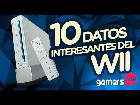 Gamers Top: 10 datos interesantes de Wii