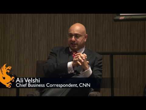 Drexel University TV Management Master's Program: Ali Velshi