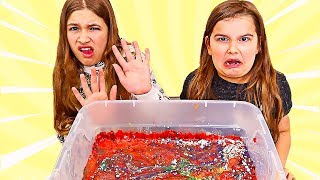 FIX THIS BUCKET OF OLD SLIME CHALLENGE! | JKrew
