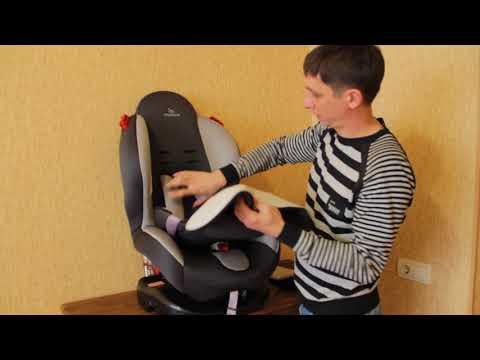 Детское кресло BABY SHIELD после трех лет эксплуатации. Можно ли брать
