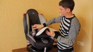 Дитяче крісло BABY SHIELD після трьох років експлуатації. Можна брати