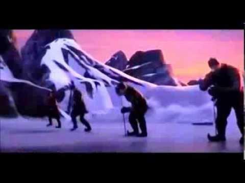 """Músicas filme """"Frozen: Uma Aventura Congelante"""" - Gélido Coração"""