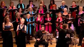 "Joseph Haydn Missa brevis in F ""Jugendmesse"" - Akademski zbor Vladimir Prelog"