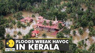 Kerala: 27 dead after rains spark landslides and heavy floods   WION English News