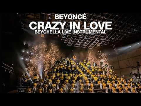 Beyoncé  Crazy In Love Beychella  Instrumental