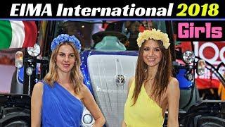 EIMA International 2018 - Beautiful Girls