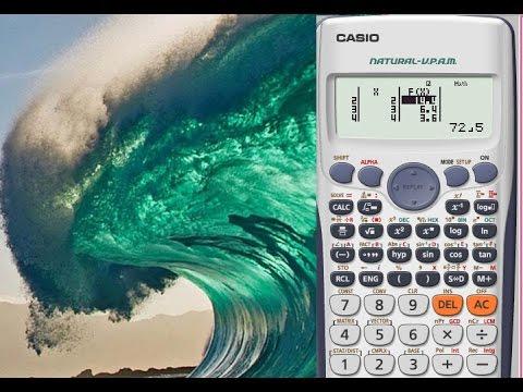 Giải nhanh vật lý sóng cơ bằng máy tính casio - Tăng Giáp