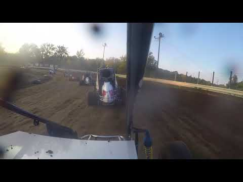 US 24 Speedway Heat Race Non Wing 9-16-2017