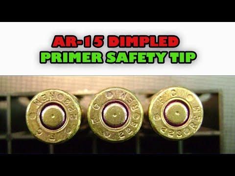AR-15 Firing Pin Safety Tip