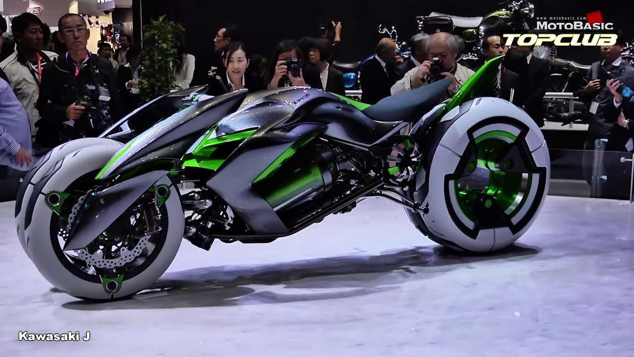 Most Amazing Top 10 Future Motorcycles / future technology