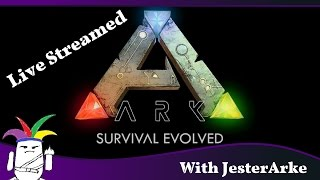 Ark: Survival Evolved - The Island - Mostly Vanilla **Live Streamed 17-April-2017**