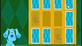 Old Windows game - Blue