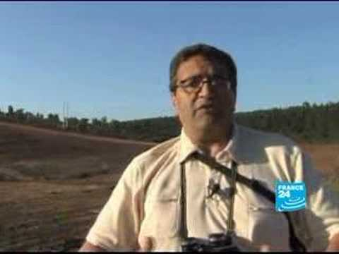 A highway threatens El Kala National Park