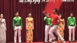 Một trái tim, một khí phách Việt Nam - Hợp ca THG