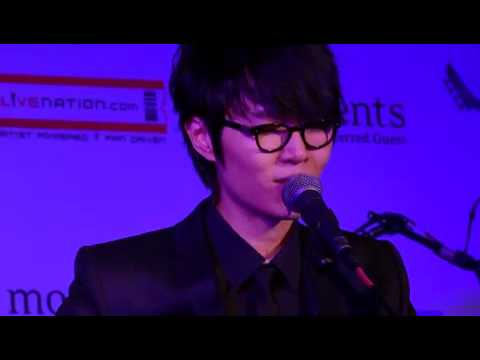 Khalil Fong 方大同 - Wonderful Tonight @ SPG Moments 31.10.11