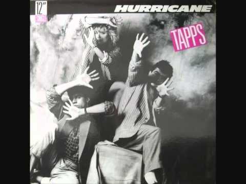 Tapps - Hurricane (Extended Version). 1985