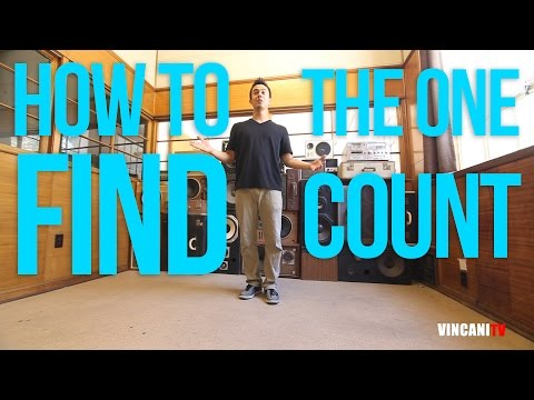 How to find the 1 Count | Counting Music | Beginner's Guide