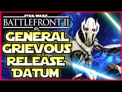 General Grievous und Update kommt am 30.10! - Star Wars Battlefront 2 thumbnail