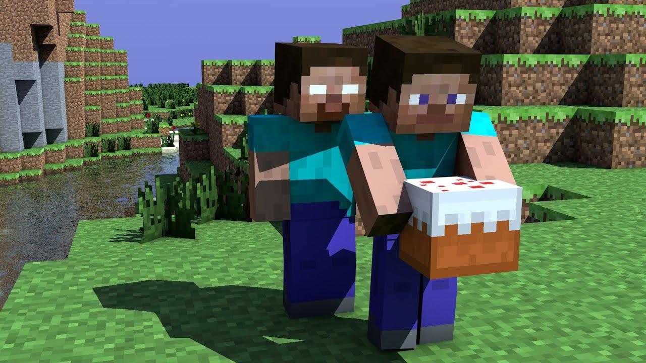 MINECRAFT Videos For Children Minecraft Videos Minecraft Deutsch - Minecraft spiele fur kinder