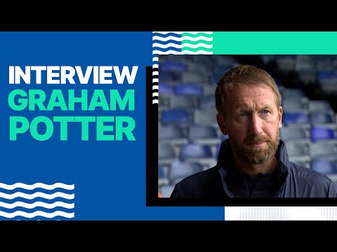Graham Potter's Luton Reaction