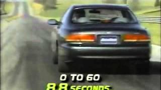MW 1992 Mazda 929 Road Test.flv