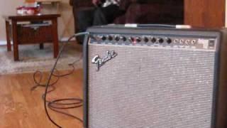 Fender Deluxe 112 Combo Amp