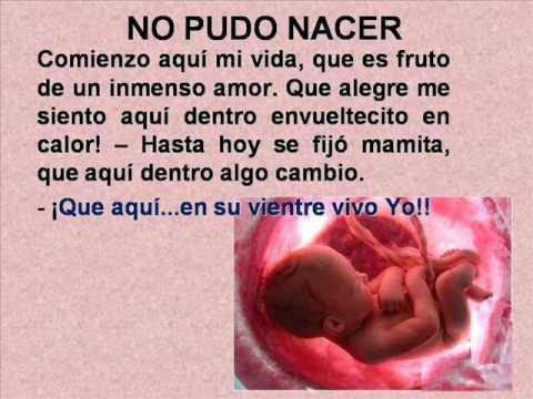 Un Bebe Comenta Antes De Nacer Youtube
