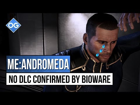 No DLC For Andromeda CONFIRMED by Bioware! | Mass Effect News Update