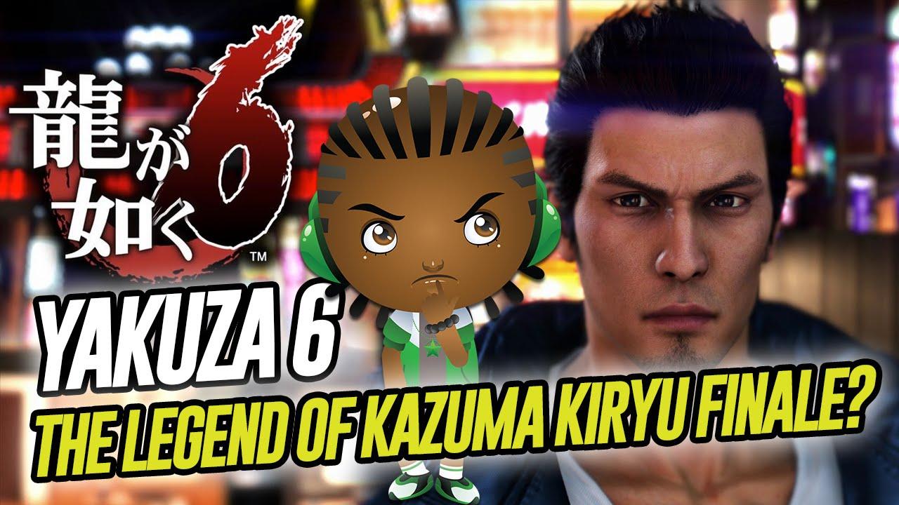 Yakuza 6 release date in Auckland