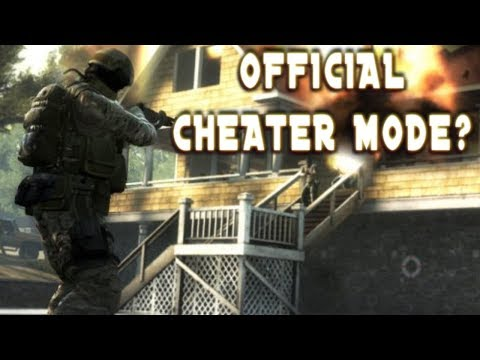 Is This The Official Cheater Mode Now? CS:GO OVERWATCH