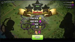 Clash Of Clans Progress 3.4.2019 Th8 in less than a month