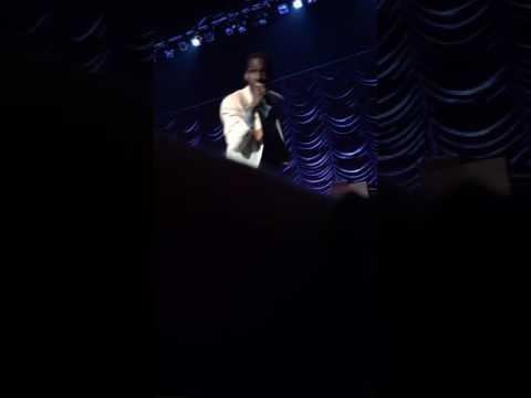 Pull Away & Better Man by Leon Bridges @ Fillmore Miami on 9/13/16