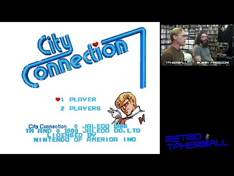 Let's Play 029 - City Connection in 3D!  