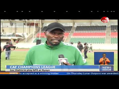 Gor Mahia Receives Boost ahead of crunch APR tie to be televised by KBC