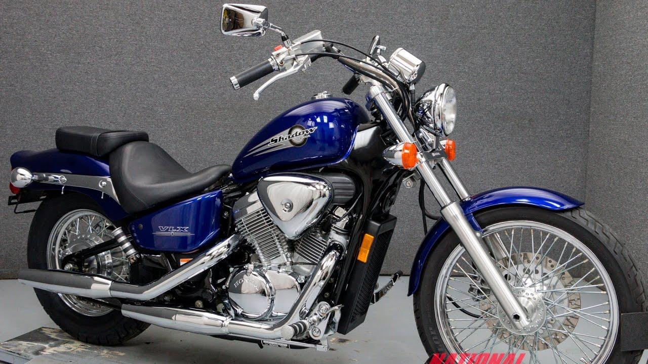 2003 Honda Vt600 Shadow 600 Vlx Dlx