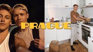 I BOOKED A TRIP TO PRAGUE JUST BECAUSE | DamonAndJo