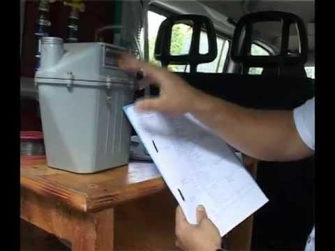 Как сделать поверку газового счетчика фото 917