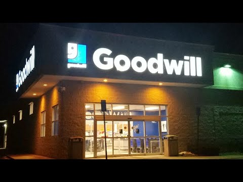 Thrifting Goodwill For Amazon And Ebay | Treasure Hunting and Suit Dropping