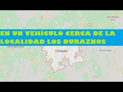 Cuatro Personas Sin Vida En Uruapan, Michoacán