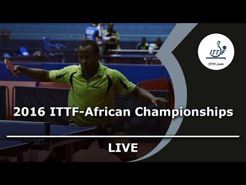 2016 ITTF Africa Senior Championships