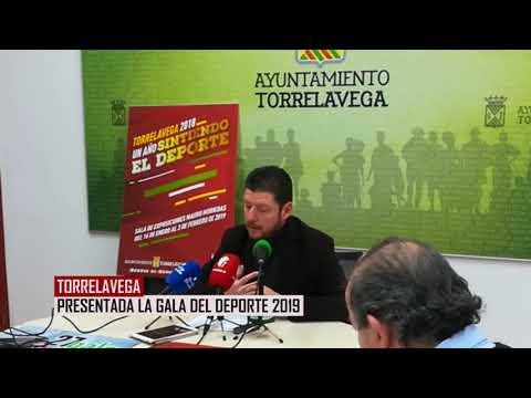 Presentada la gala del deporte de Torrelavega 2019