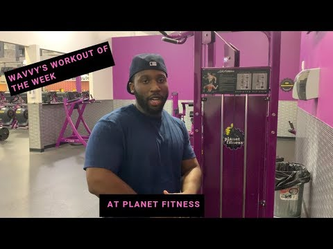 TUTORIAL: How To Use The Assisted Dip Machine (PLANET FITNESS)