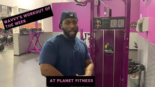 HOW TO DO DIPS AT (Planet Fitness)