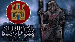 The battle For Spain! - Total War: Medieval Kingdoms 1212AD Campaign #5